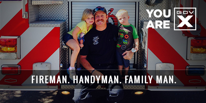 MEMBER PROFILE SERIES: Tanner / Arizona Fire