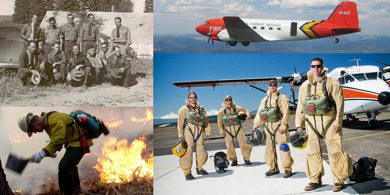 Ten Facts About Smokejumpers, the Fire Service's Craziest Warriors