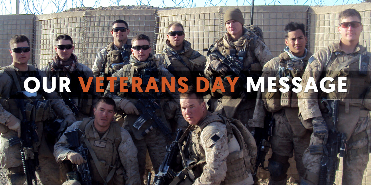 Veterans Like You Make This Site Possible