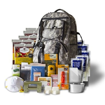 Picture of 5 Day Survival Backpack - Camo