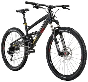 Picture of Atroz Comp Bike - 2017 - Black - M 18in